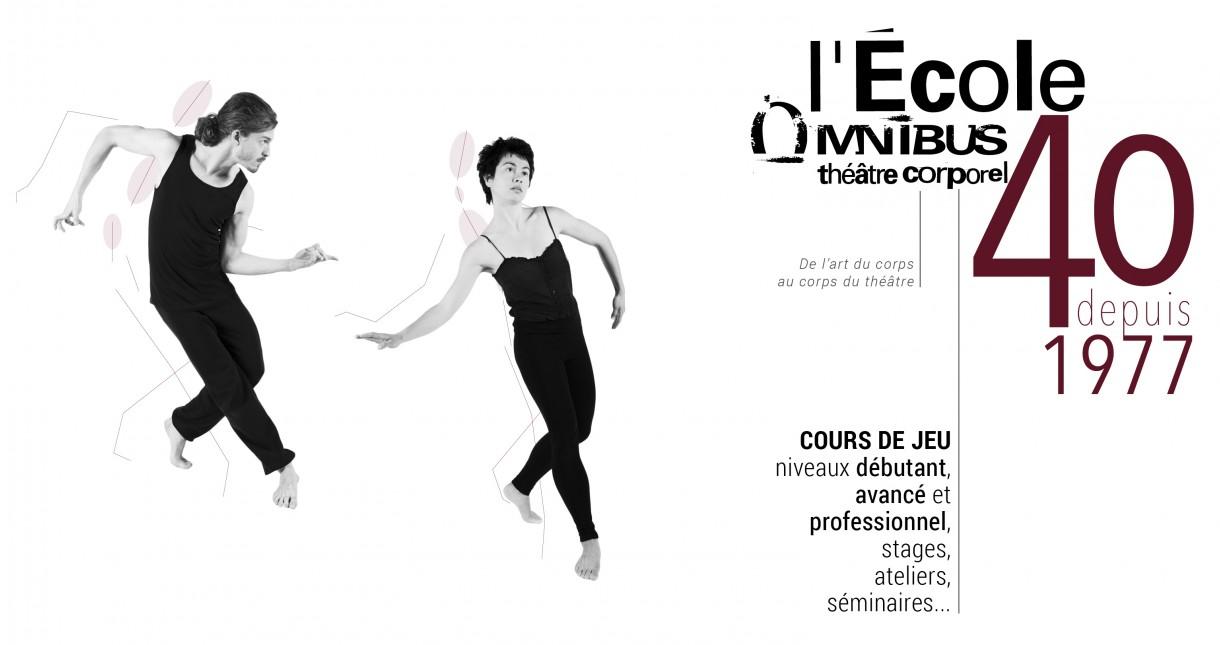 École OMNIBUS théâtre corporel | saison 2017-2018